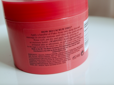 Soap & Glory, « UK in my bathroom »