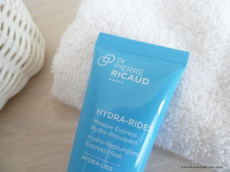 Masque express hydra-repulpant - Hydra-Rides - Dr Pierre Ricaud