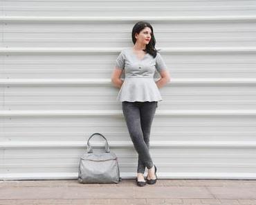 Instant de maman #9: Le sac à langer Glam Rosie de Lässig