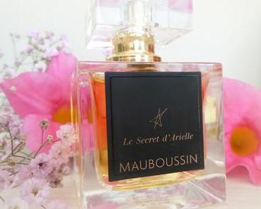 Le Secret d'Arielle de Mauboussin, audacieux et narcotique (+concours)