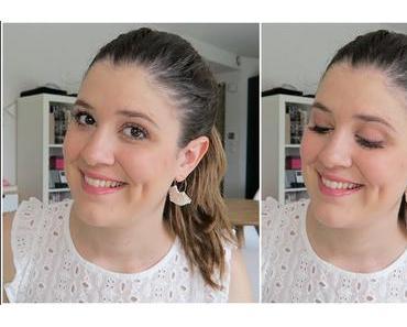 Tutoriel : un maquillage frais et longue tenue pour l'été