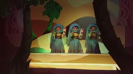 L'univers féerique de Disney pour les 25 ans !