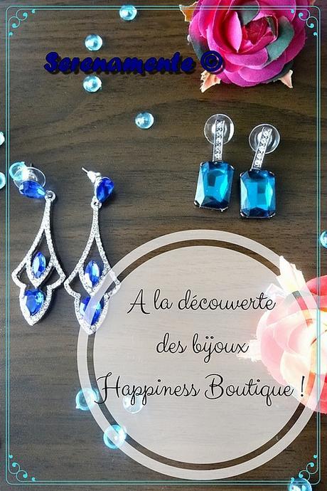 A la découverte des bijoux Happiness Boutique ! Top ou flop ?