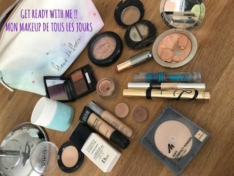 [Vidéo] Get ready with me – un maquillage tout simple pour tous les jours