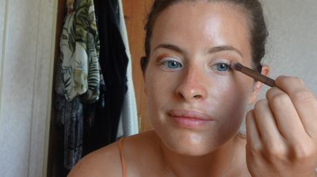 Tuto#2 – Idée de maquillage cuivré avec la palette Natural Love de Too Faced