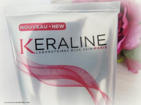Masque cheveux à la kératine de Keraline Paris