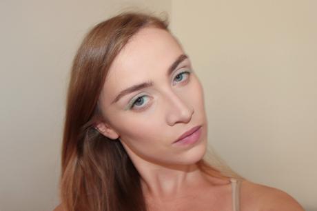 fresh summer makeup