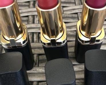 Color riche matte de L'Oréal, les rouges à lèvres mates parfaits?