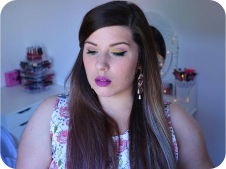Pastel Goth Makeup : Je m'inspire de Kat von D !