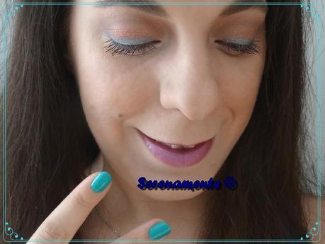 Mon look estival corail et turquoise ! MSC Challenge
