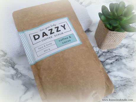 Gommage au café Dazzy, top ou flop ?