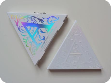 Palette ALCHEMIST HOLOGRAPHIC de KAT VON D : 3 manières d'utiliser des fards holo !