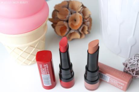 Rouge Velvet The Lipstick | La Nouveauté de Bourjois