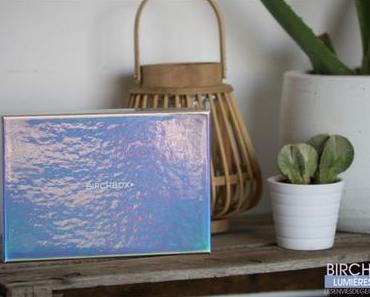 Birchbox d'août : Lumière d'été
