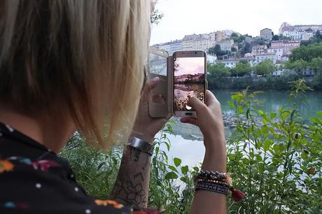 Lyon : en balade sur les berges du Rhône