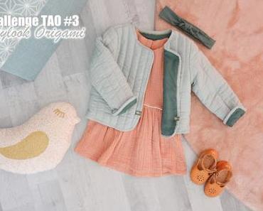 Challenge TAO #3 : Baby Look Origami