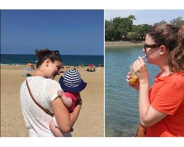 Vlog : nos premières vacances à 3 en Lozère et au Pays Basque