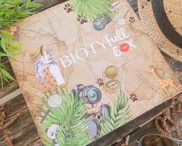 Safari beauté avec la Biotyfull Box l'Aventurière