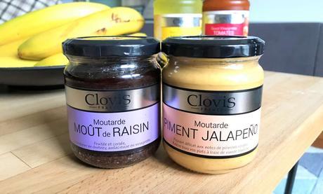 A la rencontre des moutardes et vinaigres CLOVIS