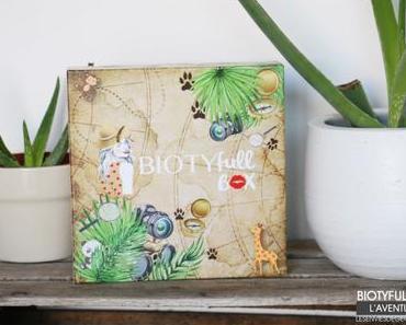 La Biotyfull Box d'Août : aventurière ?