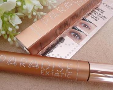 Le Mascara Paradise Extatic de L'Oréal est-il aussi prodigieux qu'il le prétend ? (+concours)