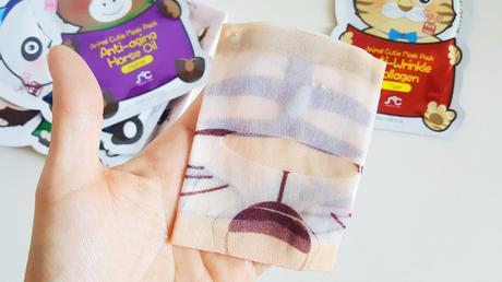 Les Masques en Tissu Fun de chez SOC