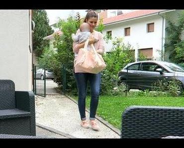 Vlog : pendant qu'Inès s'éclate à la crèche…