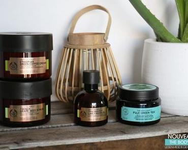 The Body Shop : des nouveautés toutes fraiches