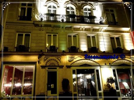 A la découverte du Café R : un resto gourmand parisien !