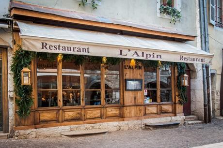 Un week-end à Annecy : mes restaurants préférés