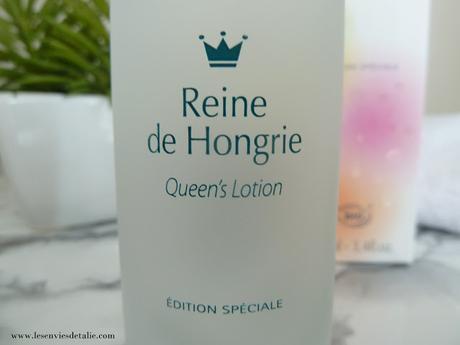 Lotion Reine de Hongrie Centella - l'eau légendaire au secours de ma peau déshydratée et de mon teint brouillé