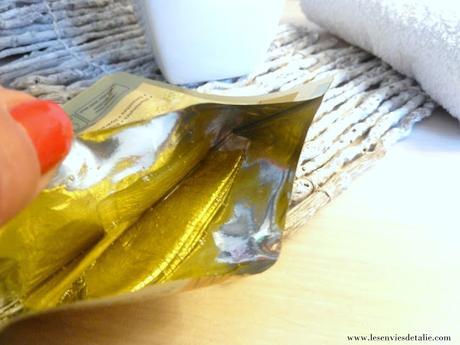 J'ai testé le Wrap à l'Or Qiriness