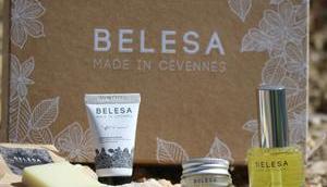 Belesa cosmétique made Cevennes Concours