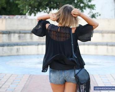 L'indispensable blouse noire