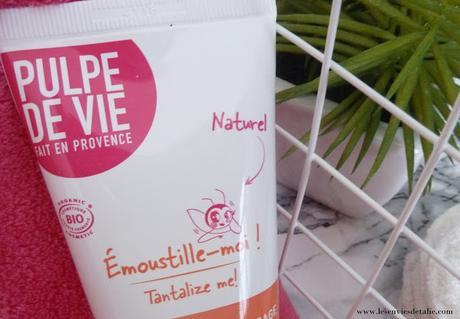 L'huile moussante Emoustille- moi ! de Pulpe de Vie m'a-t'elle émoustillé ? (+concours)