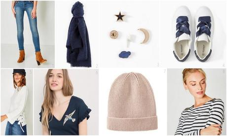 Sélection Promod : in the navy