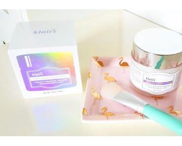 News K-Beauty - Klairs Freshly Juiced Vitamin E Mask