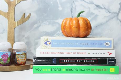 Mes lectures pour l'automne | Fall Reading List 🍂📚