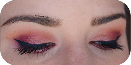 SUNSET MAKEUP : Desert Dusk d'Huda Beauty