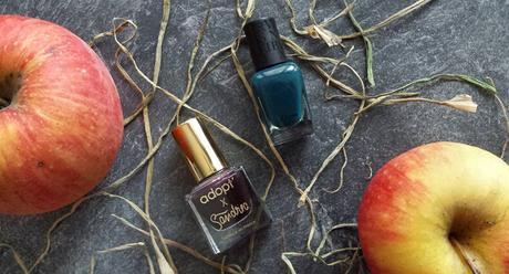 7 vernis pour l'automne