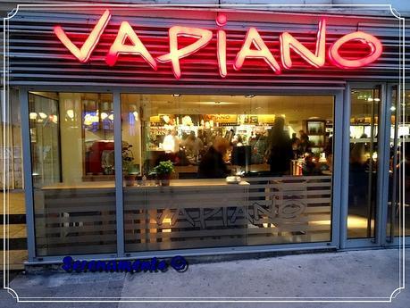 Mon avis sur les nouveautés du resto italien Vapiano !