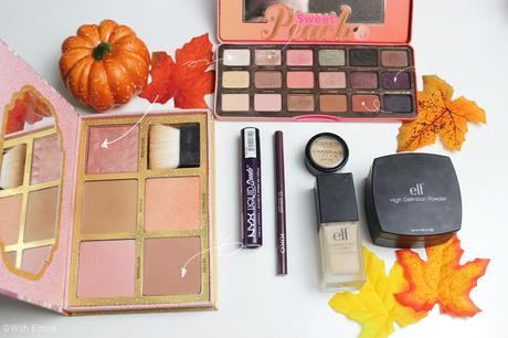 Fall Makeup | Maquillage d'automne et lèvres foncées 🍂