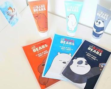 K-Beauty News - Collection Missha x We Bare Bears