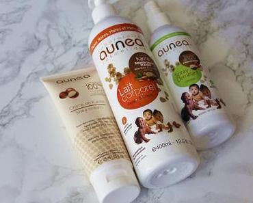 Aunea, pour prendre soin de la peau et des cheveux de mes enfants