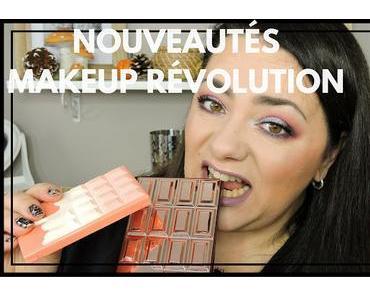 Haul : Nouveautés Makeup Révolution