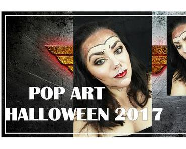 POP ART : WONDER WOMAN (halloween 2017)