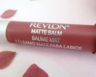 Baume Mat Colorburst de Revlon - Bonne surprise ou flop total ?