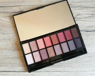 Revue : Palette New Netrals VS Neutrals de chez Makeup Révolution