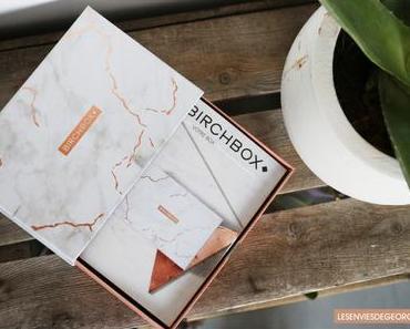 La Birchbox Chic Filles d'Octobre : mon avis ?