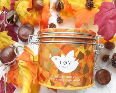 Prêt pour une pause Fika avec le Lovely Break de Lov Organic